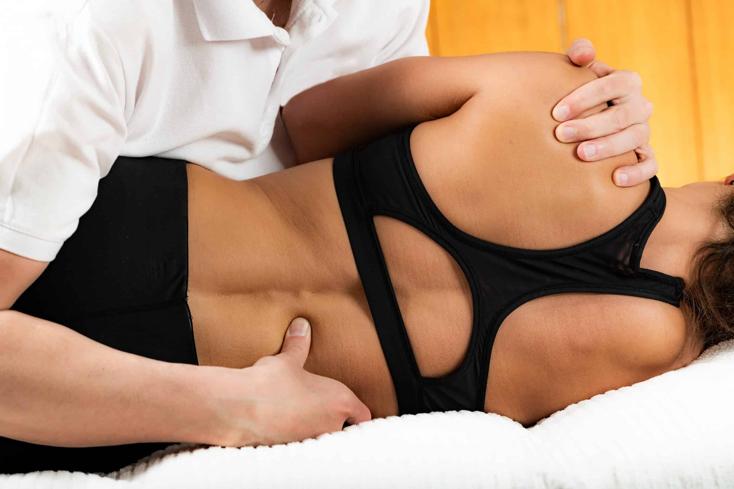 Osteopathy Treatment, Spinal Manipulation.
